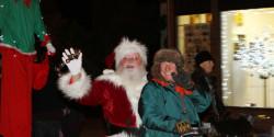 Santa Procession