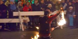 Kinshira - Fire Dancing troup from Kelowna